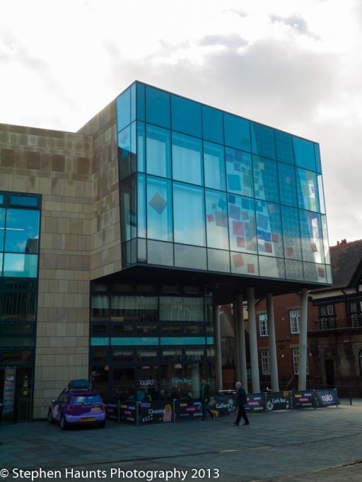Derby Quad Cinema